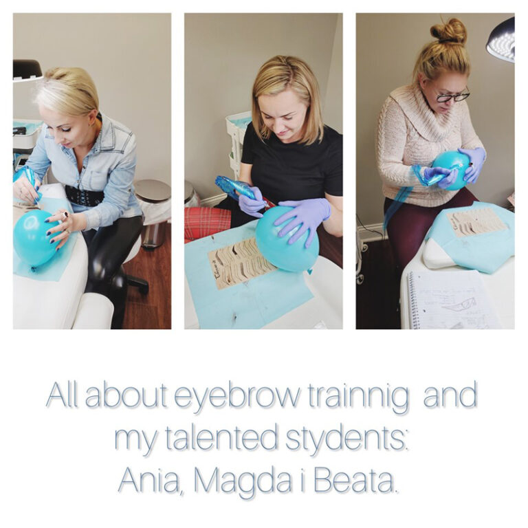All About Eyebrows Training