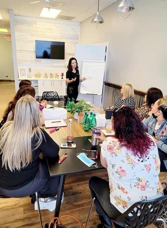 Fundamental Permanent Makeup Training at the Signature Ink Institute in Arlington Heights